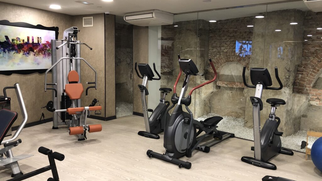 Indigo Madrid Gym