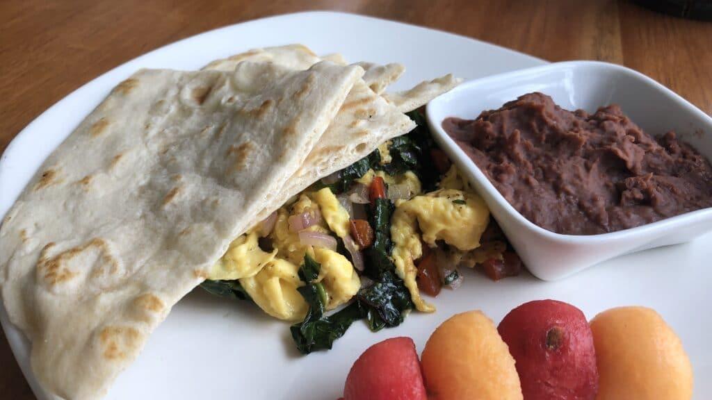 Ka'ana Resort San Ignacio Belize Frühstück