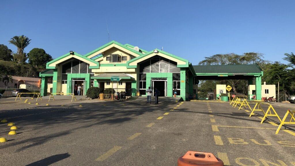 Ka'ana Resort San Ignacio Belize Grenzübergang Tikal