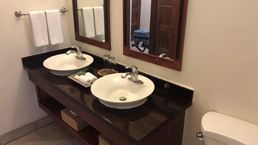 Ka'ana Resort San Ignacio Belize Master Casita Badezimmer 2