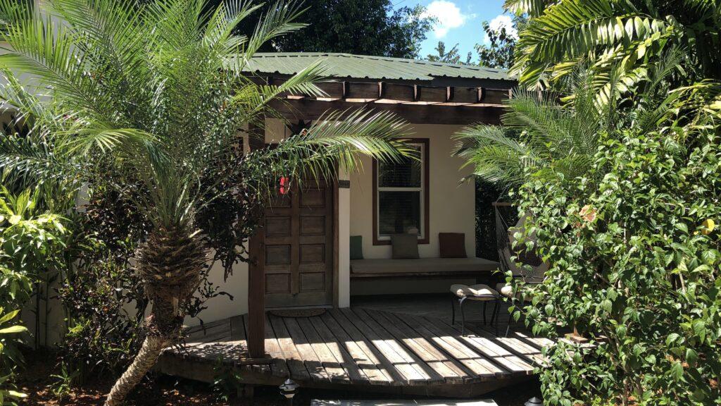 Ka'ana Resort San Ignacio Belize Master Casita Tür