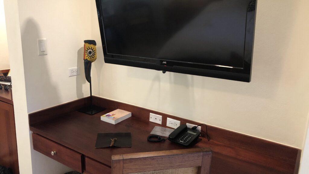 Ka'ana Resort San Ignacio Belize Master Casita Tv