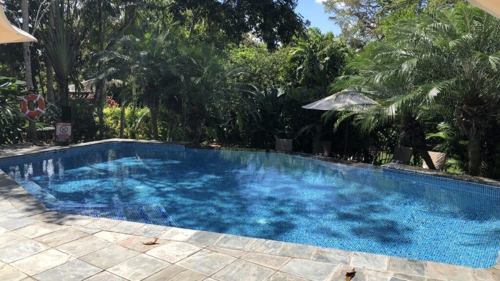 Ka'ana Resort San Ignacio Belize Pool