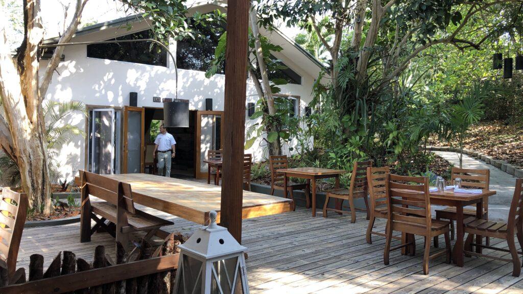 Ka'ana Resort San Ignacio Belize Restaurant