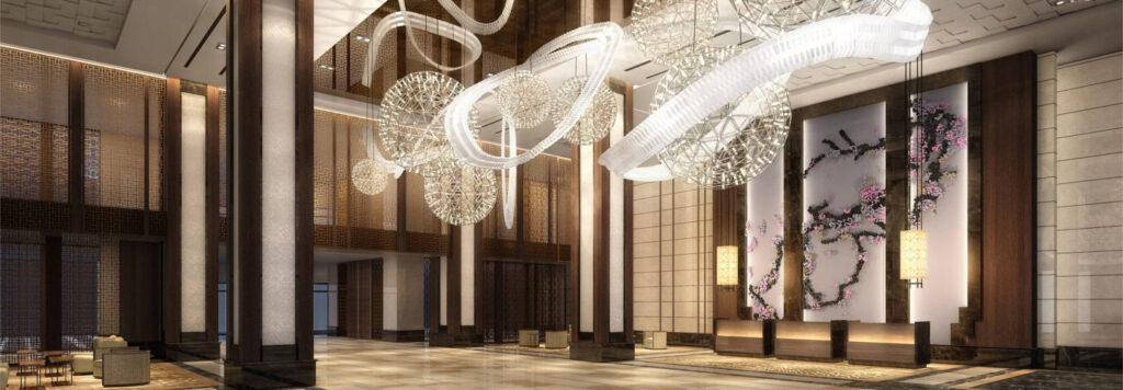 Radisson Zhengzhou Lobby