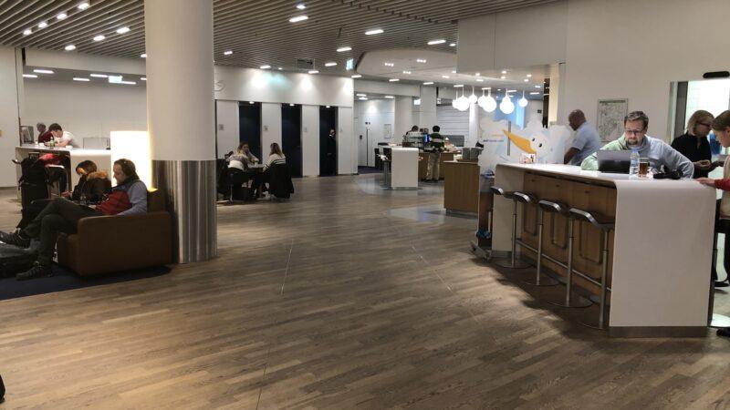 Lufthansa Senator Lounge Frankfurt A Lounge Bereich