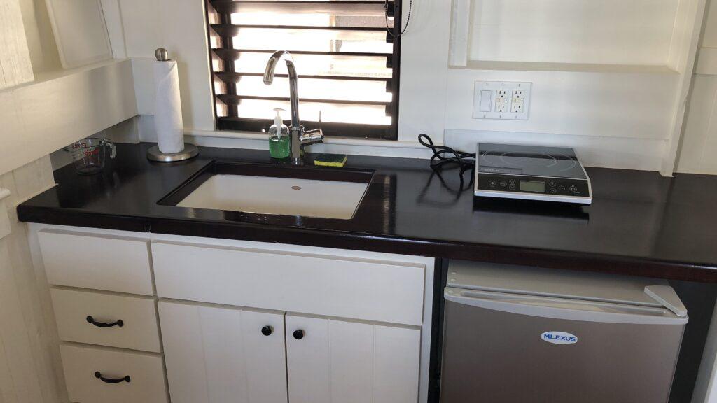 Mahogany Bay Resort Curio Collection By Hilton San Pedro Belize Keeping Suite Küche