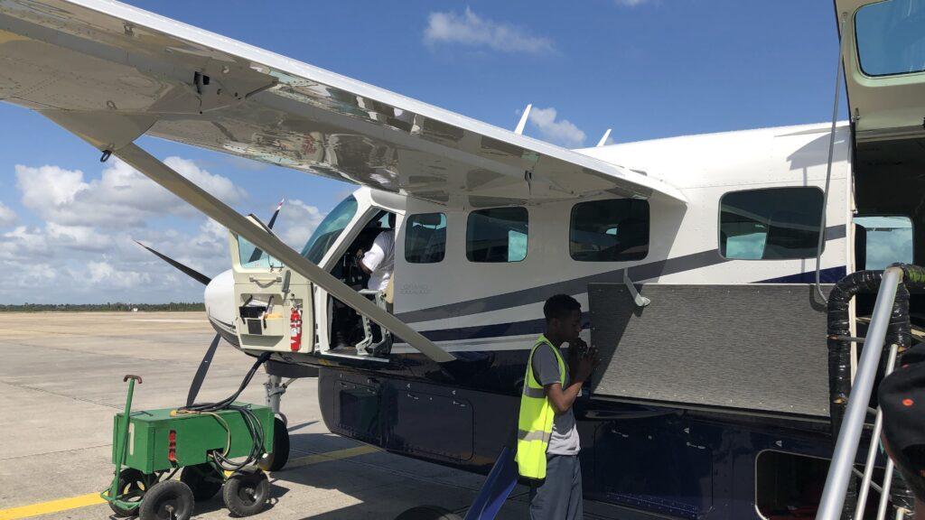 Maya Island Air Boarding