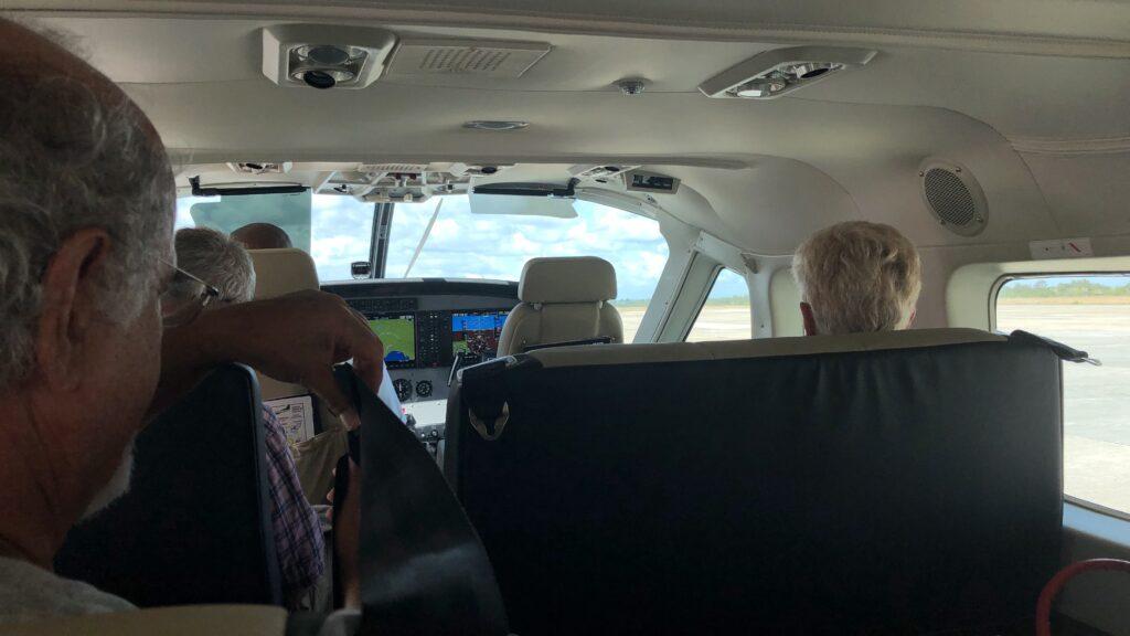 Maya Island Air Sitze