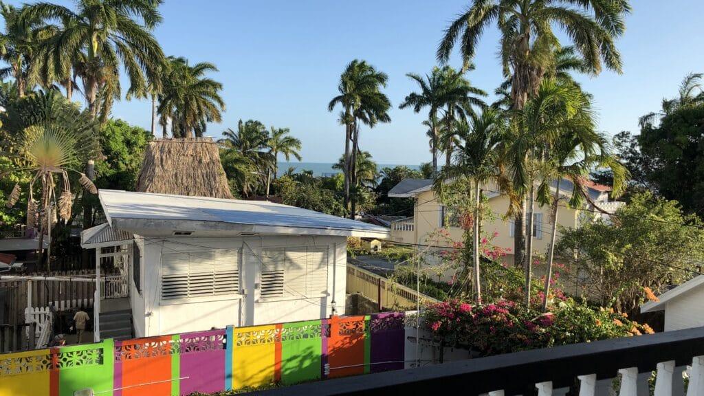 Radisson Belize City Ausblick