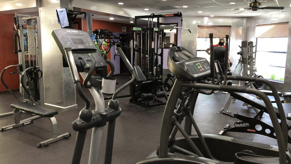Radisson Belize City Gym