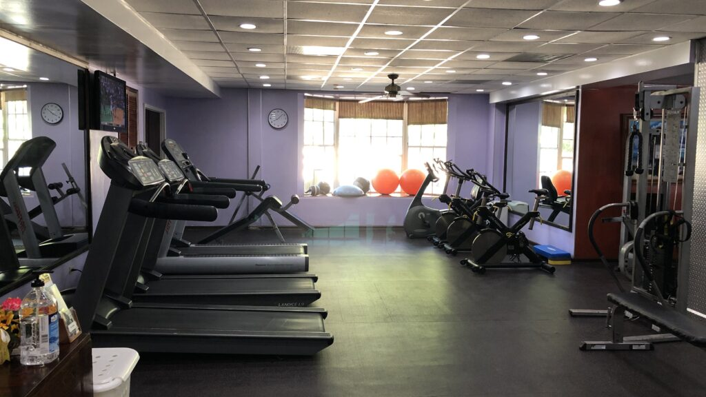 Radisson Belize City Gym 2