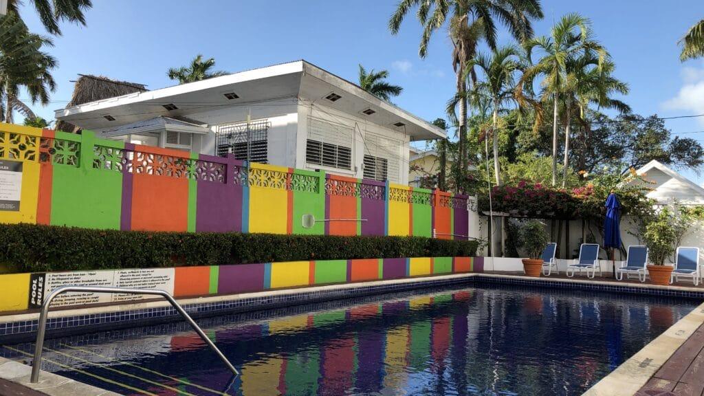 Radisson Belize City Pool