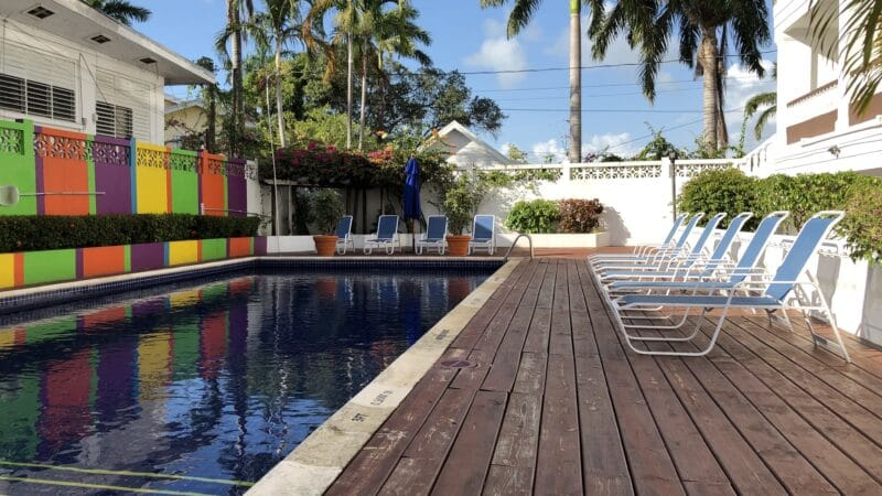 Radisson Belize City Pool 2
