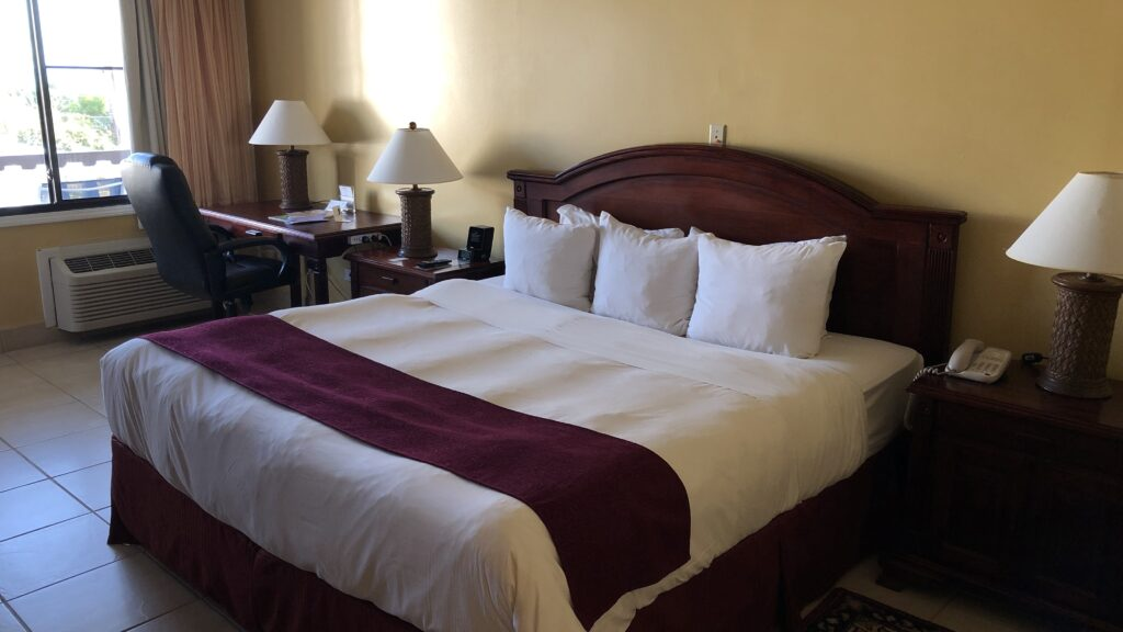 Radisson Belize City Zimmer 2
