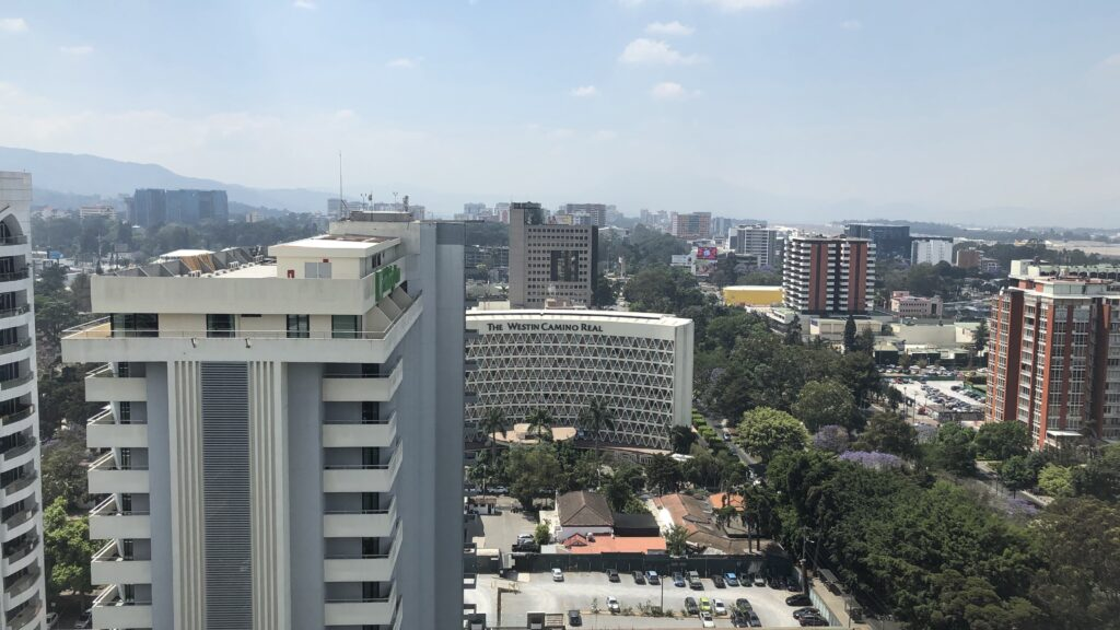 Radisson Guatemala City View