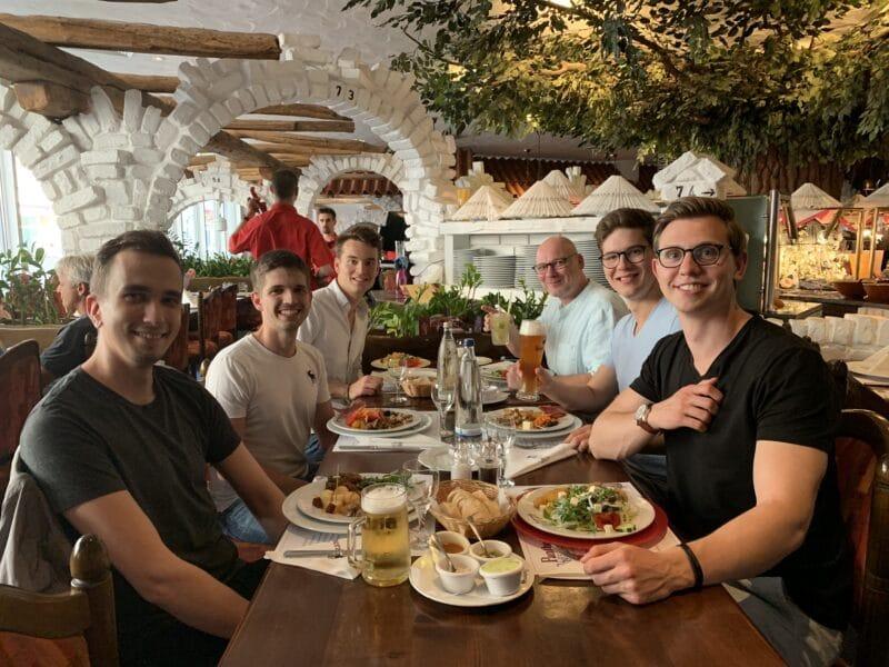 Reisetopia Team Hamburg