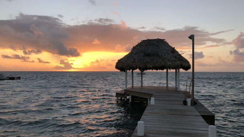 Sonnenaufgang Belize 2