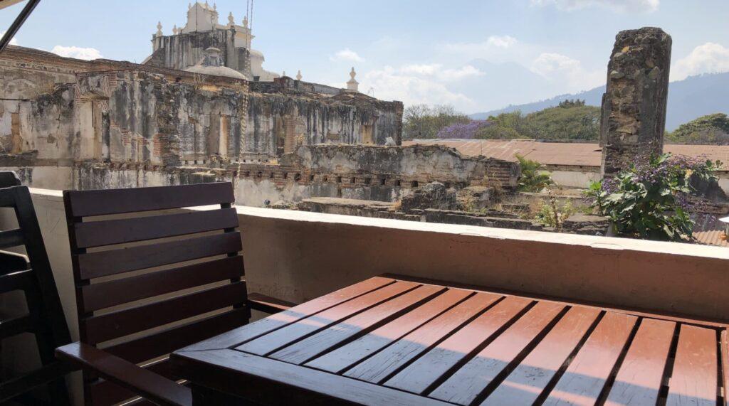 Tartines Restaurant Antigua Guatemala