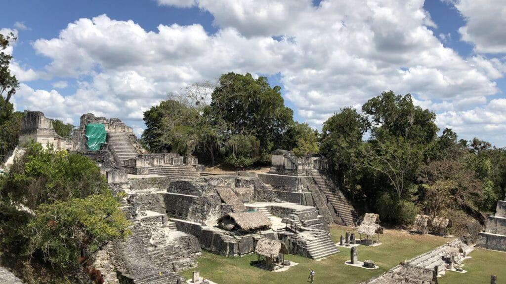 Tikal North Mercado