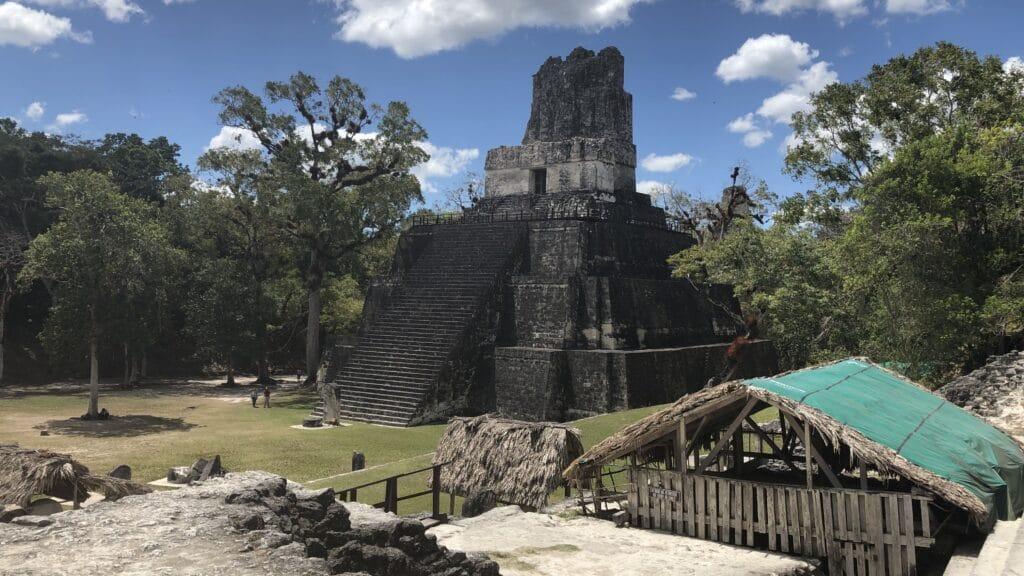 Tikal Tempel 1