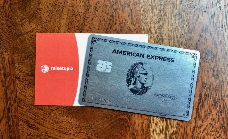 8.8 Punkte Bonus für die Beantragung der Amex Business Platinum