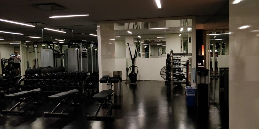 Andaz 5th Avenue New York Fitness 3