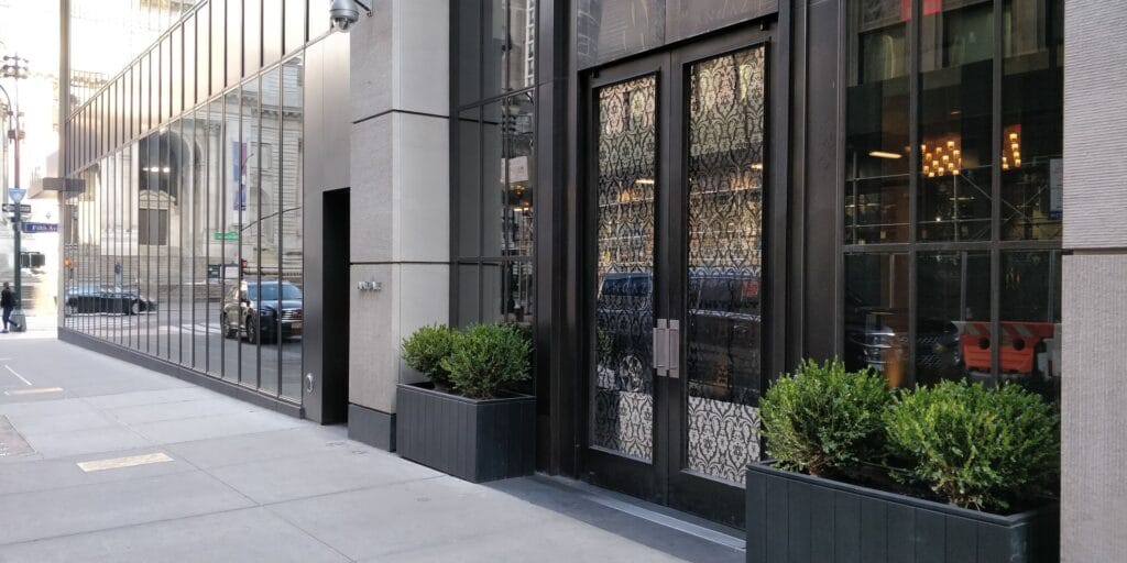 Andaz 5th Avenue New York Lage 2