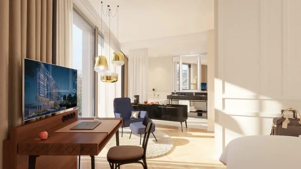 Andaz Wien Suite