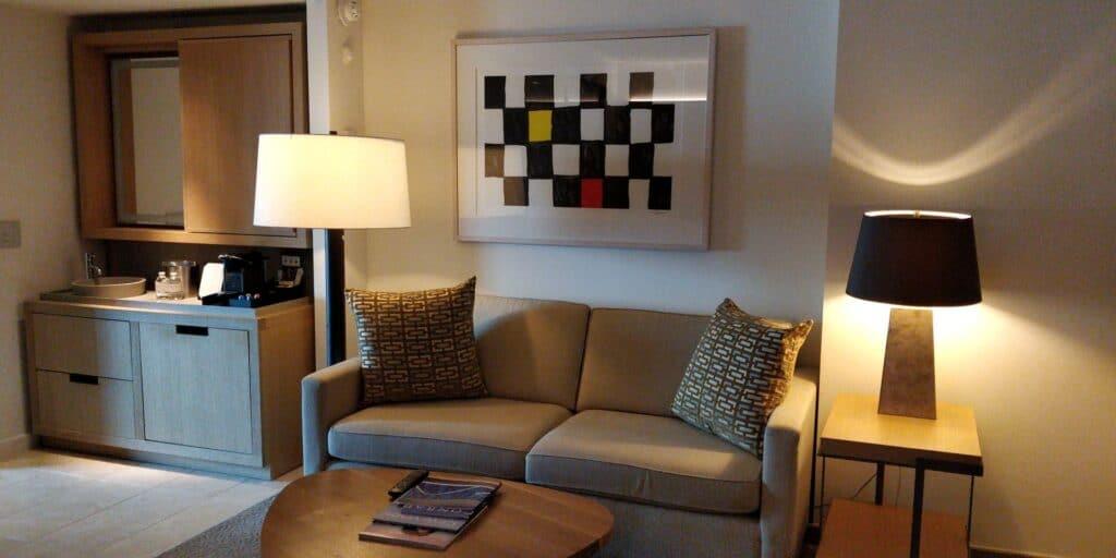 Conrad New York Zimmer 1