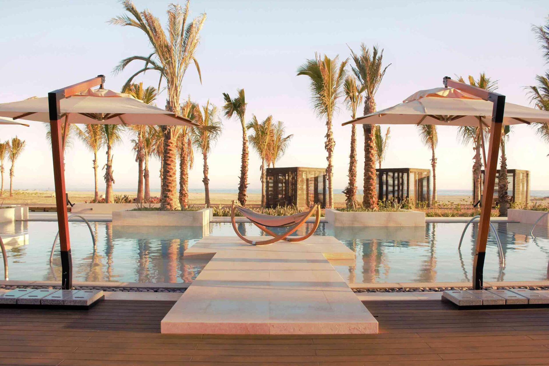 Cortez Pool Nobu Hotel Los Cabos
