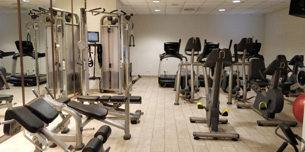 Crowne Plaza Berlin City Centre Fitness