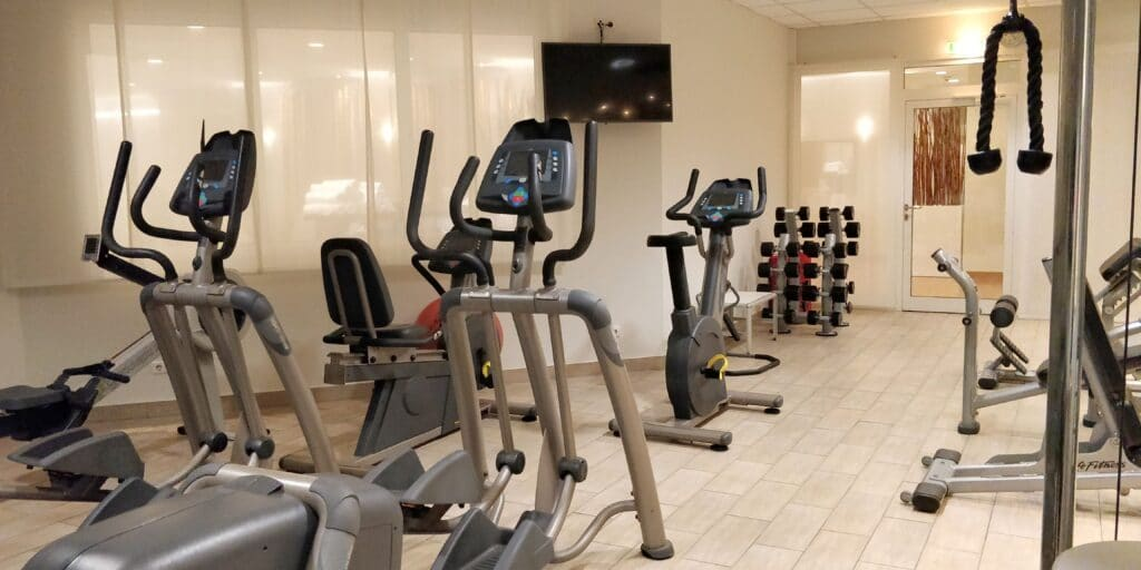 Crowne Plaza Berlin City Centre Fitness 2