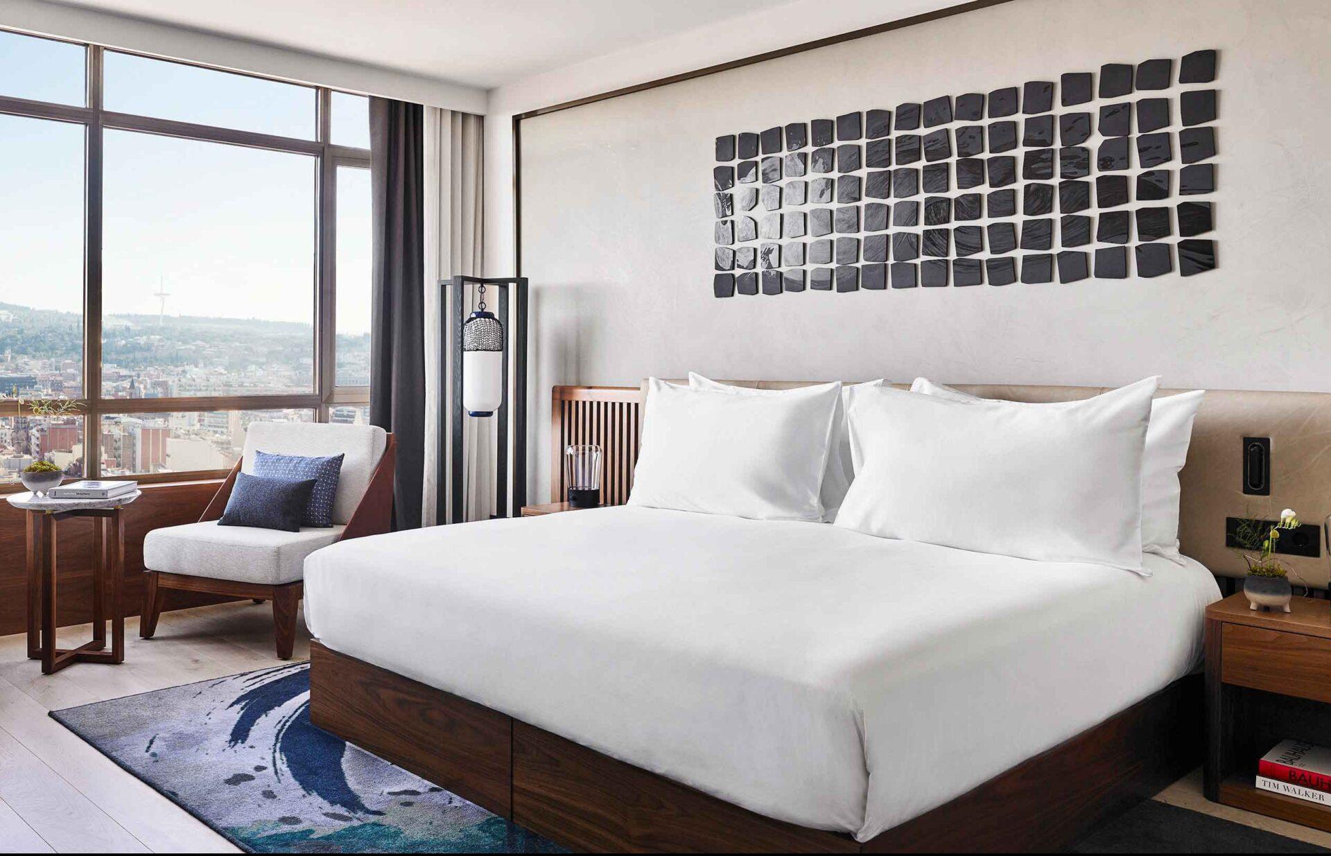 Deluxe Room Nobu Barcelona
