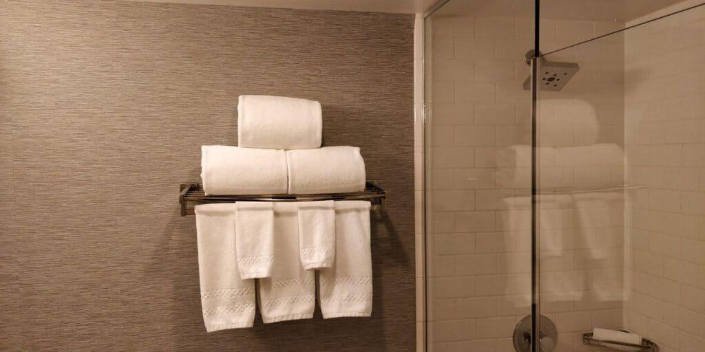 Distrikt Hotel New York Bad 1