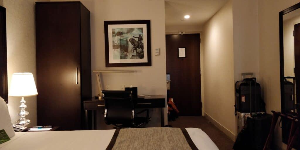 Distrikt Hotel New York Zimmer 1