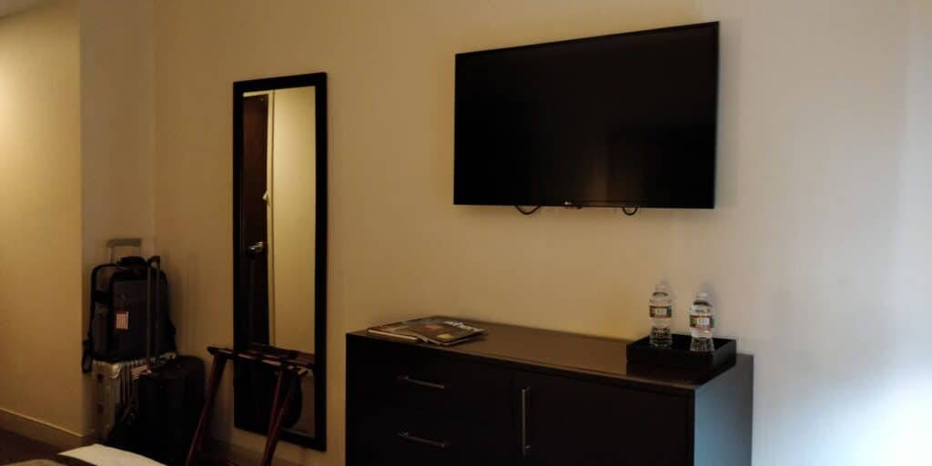 Distrikt Hotel New York Zimmer 3