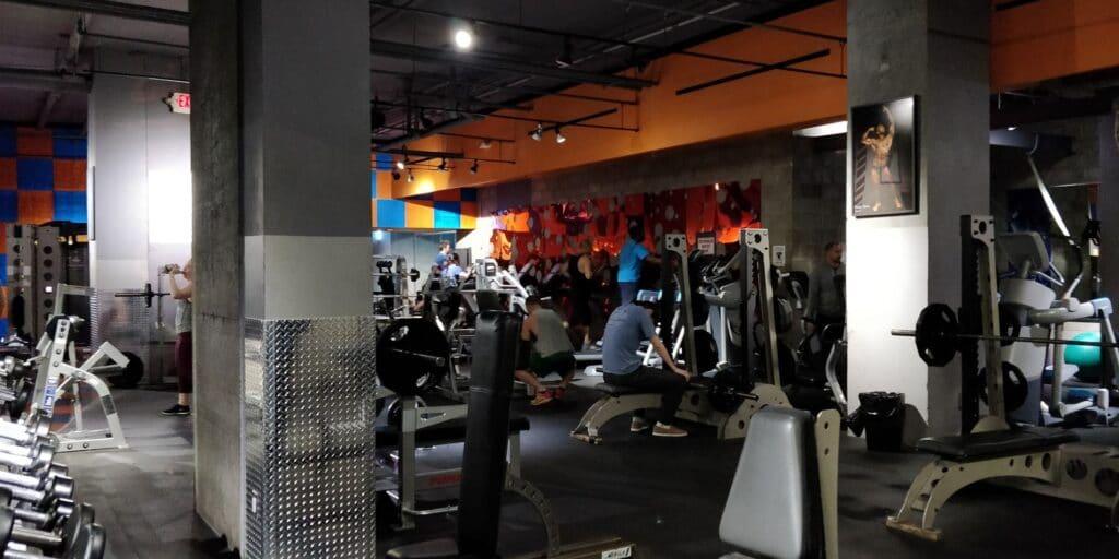 Distrikt Hotel New York Zimmer Fitness 2