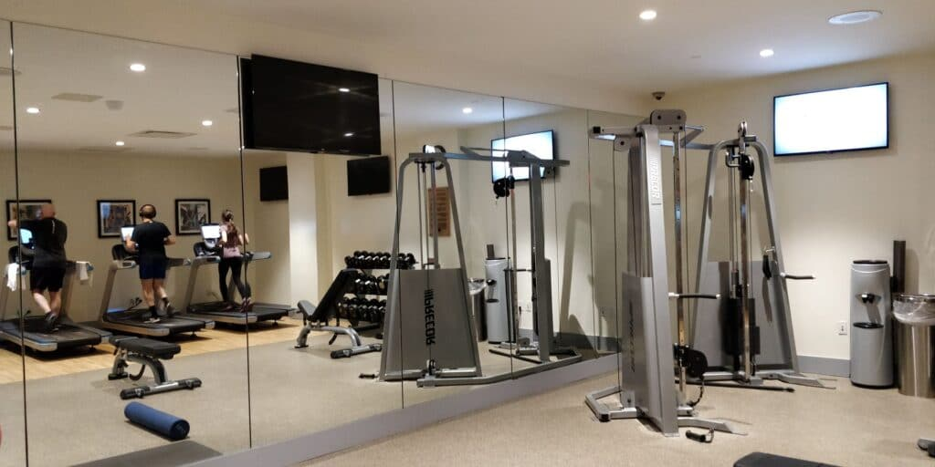 DoubleTree New York Times Square West Fitness 2