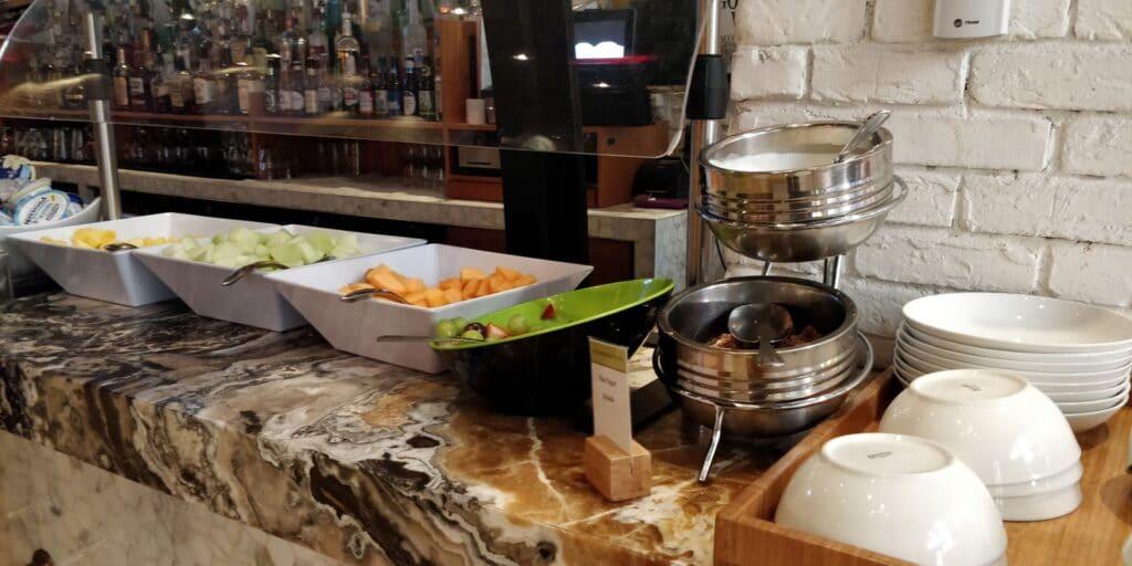 DoubleTree New York Times Square West Frühstück 3