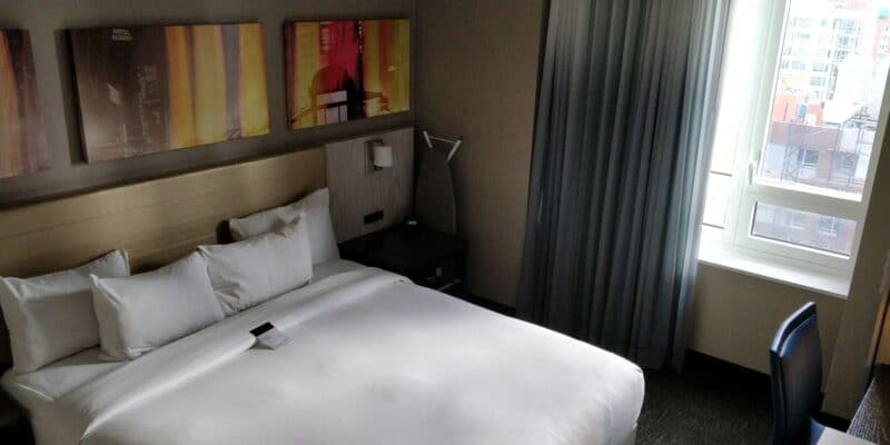 DoubleTree New York Times Square West Zimmer 1