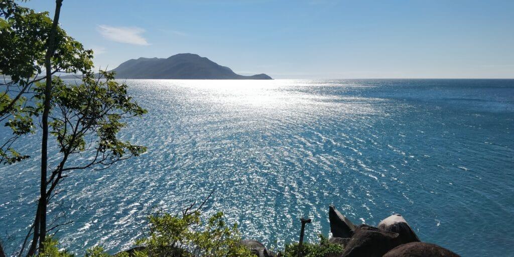 Fitzroy Island Ausblick Australien