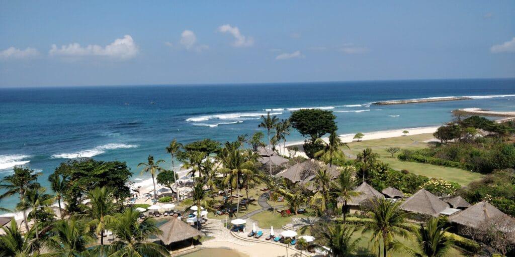 Hilton Bali Resort Ausblick