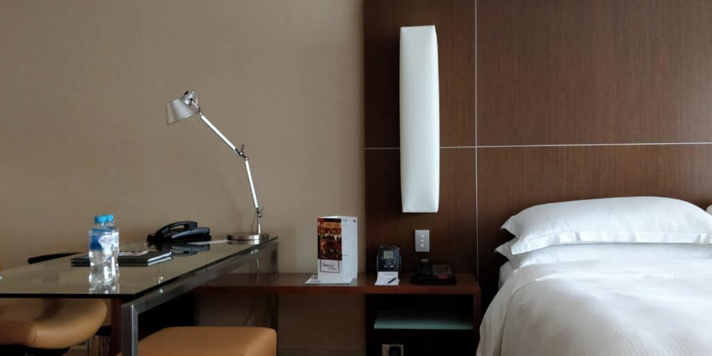 Hilton Brisbane Zimmer