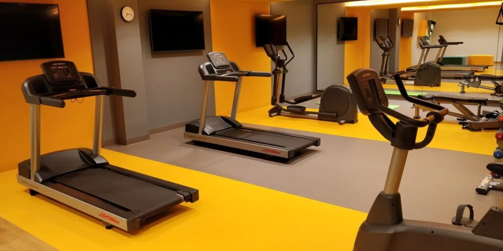 Hotel Indigo Berlin East Side Fitness