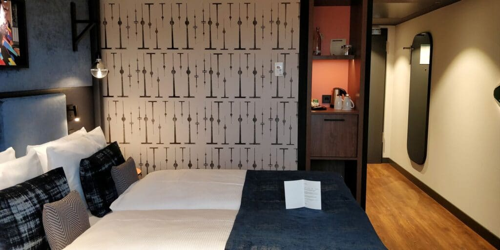 Hotel Indigo Berlin East Side Zimmer 4