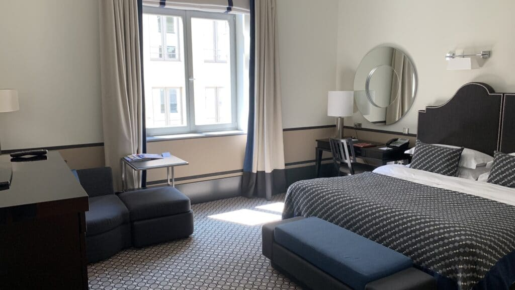 Hotel De Rome Berlin Zimmer 1