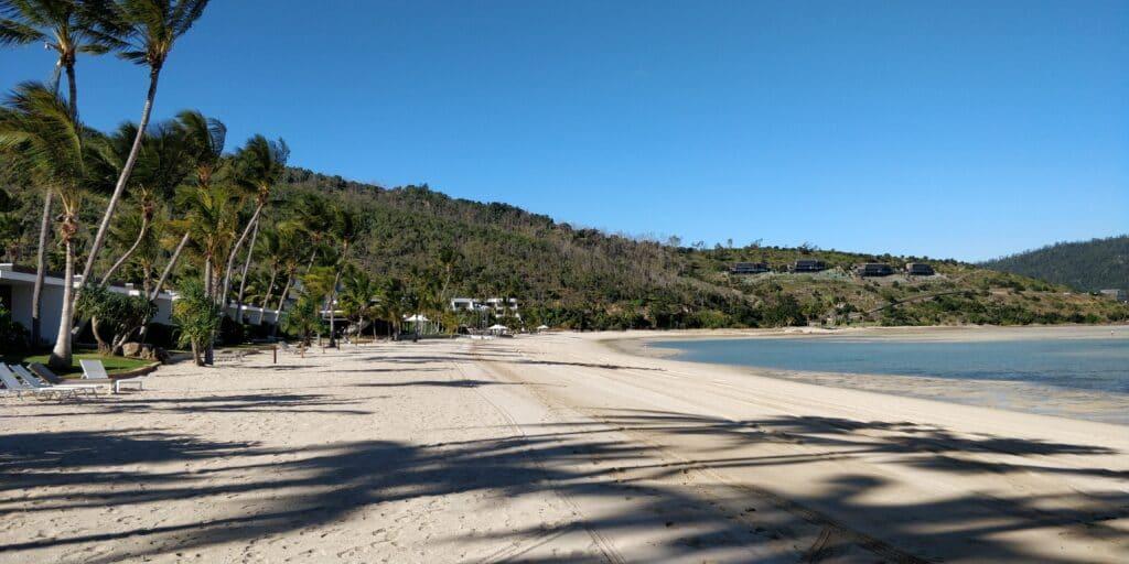 InterContinental Hayman Island Resort Hayman Strand 2