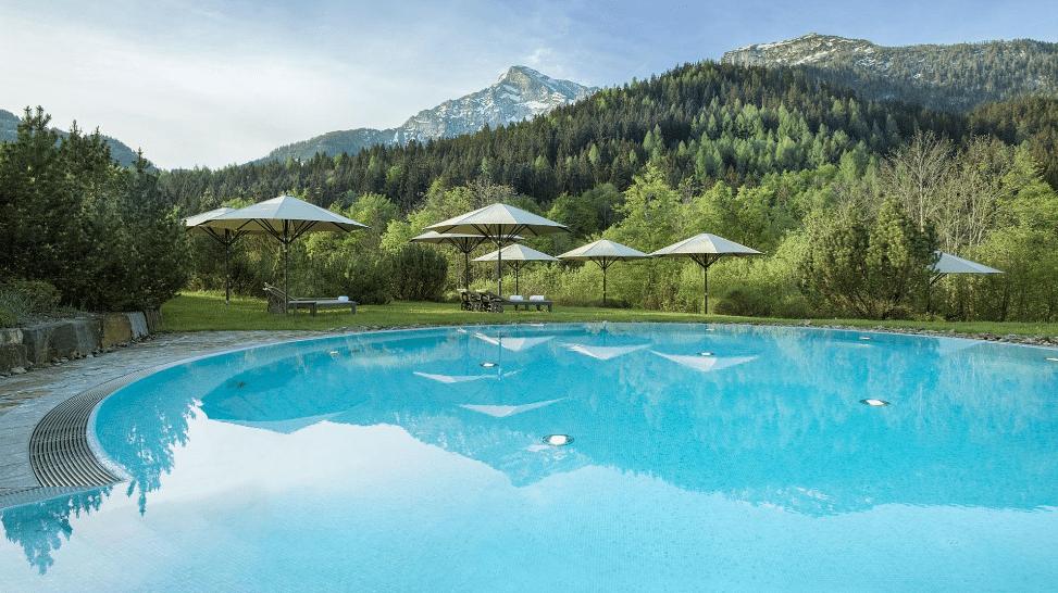 Kempinski Hotel Berchtesgaden Pool