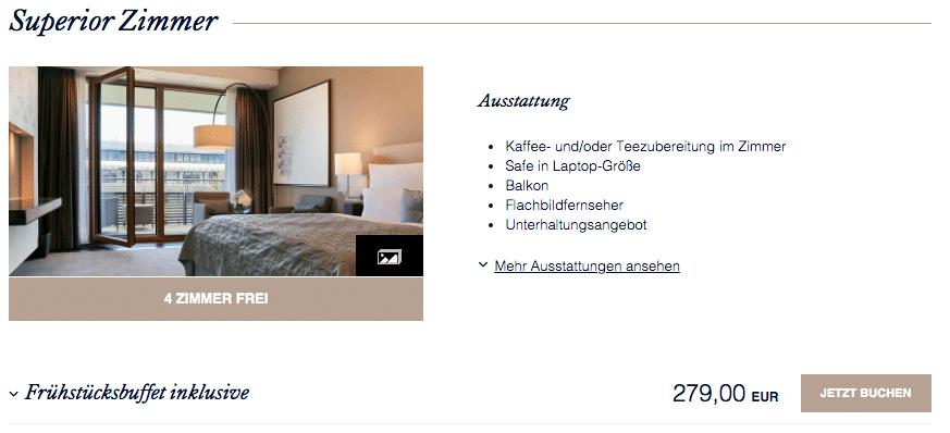 Kempinski Hotel Berchtesgaden Promo 1